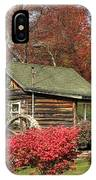 Country Cottage II IPhone Case