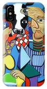 Country Cubism IPhone Case