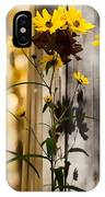 Country Daisy IPhone Case