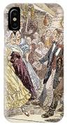 Country Dance, 1820s IPhone Case