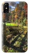 Country Dawn IPhone Case