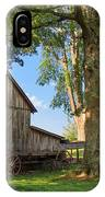 Country Farm IPhone Case