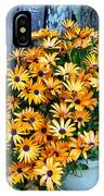 Country Floral IPhone Case