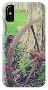 Country Garden IPhone Case
