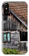 Country House IPhone Case