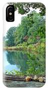 Country Pond IPhone Case