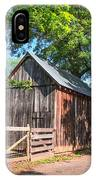 Country Road Farm IPhone Case