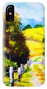 Country Side IPhone Case
