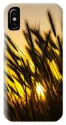Country Sunset IPhone Case