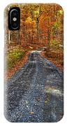 Country Super Highway IPhone Case