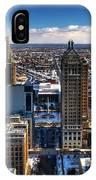 Court Street Winter 2013 IPhone Case