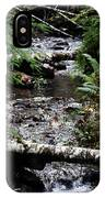 Covell Creek 1 IPhone Case