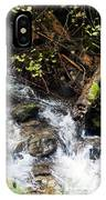 Covell Creek 4 IPhone Case