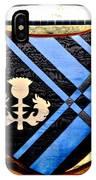Covenant College Tartan IPhone Case