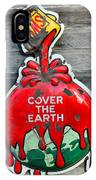 Cover The Earth IPhone Case