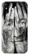 Cover Thy Faces IPhone Case