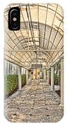 Covered Walkway IPhone Case
