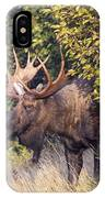Cow Hunter IPhone Case
