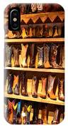 Cowboy Boots IPhone Case