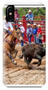 Cowgirl Gotcha IPhone Case