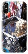 Crab Boat IPhone Case