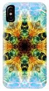 Crab Nebula IIi IPhone Case