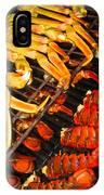 Crab Vs. Lobster IPhone Case