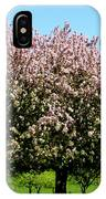Crabapple Orchard IPhone Case
