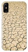 Cracked Ground IPhone Case