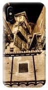 Crammed Floors In Albarracin IPhone Case