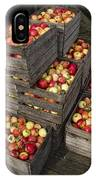 Crated Apples IPhone Case