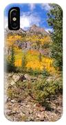 Crater Lake Trail IPhone Case