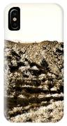 Craters Of The Moon1 IPhone Case