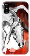 Crazy Horse 7 IPhone Case