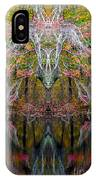 Creation 253 IPhone Case