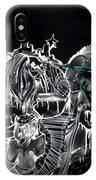 Creation IPhone Case by Daniel Brummitt