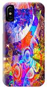 Creation Of Stars IPhone Case