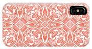Creative Design Of A Retro Background IPhone X Case