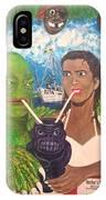 Creature Comforts IPhone Case