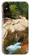 Creek Crossing IPhone Case