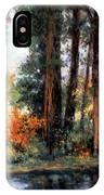 Creekside No 2 IPhone Case