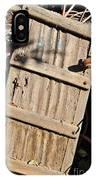 Creeper Picking IPhone Case
