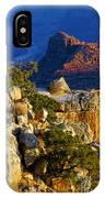 Creeping Morning Canyon Light IPhone Case