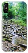 Cresheim Creek IPhone Case