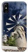 Creton Windmills IPhone Case