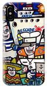 Crew Escape Cruise . IPhone Case