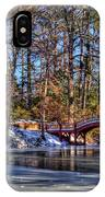 Crim Dell In Winter William And Mary IPhone Case