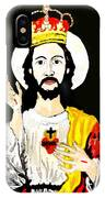 Cristo Rei IPhone Case