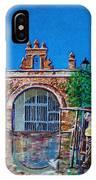 Capilla De Cristo - Old San Juan IPhone Case