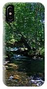 Crooked Creek IPhone Case